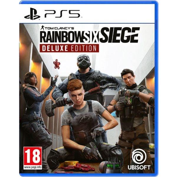 بازی Tom Clancy's Rainbow Six Siege Deluxe Edition برای PS5