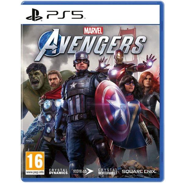 بازی Marvel's Avengers برای PS5