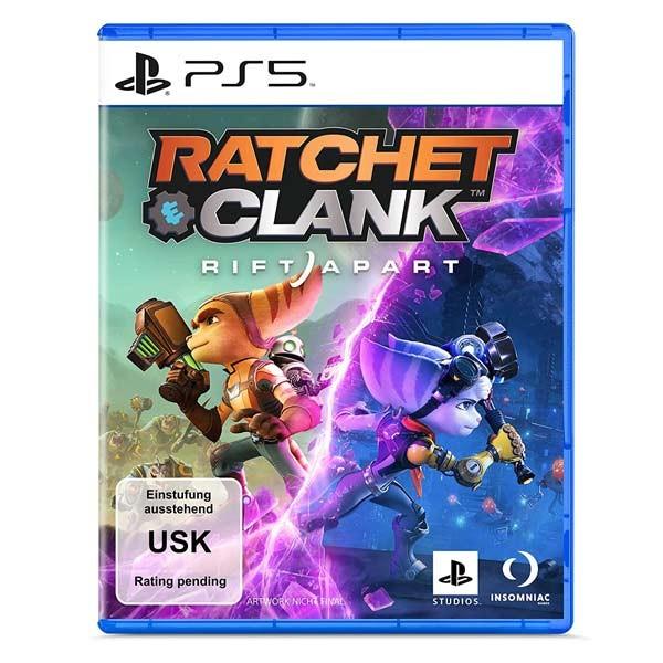 بازی Ratchet & Clank: Rift Apart انحصاری PS5