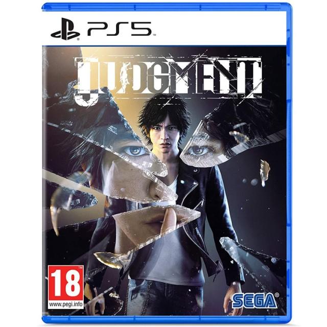 بازی Judgment برای پلی استیشن 5