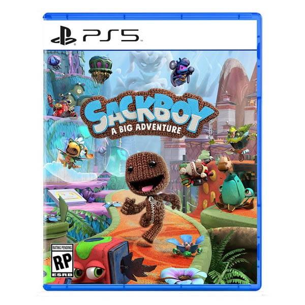 بازی Sackboy: A big Adventure برای PS5