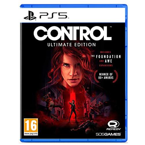 بازی Control Ultimate Edition برای PS5
