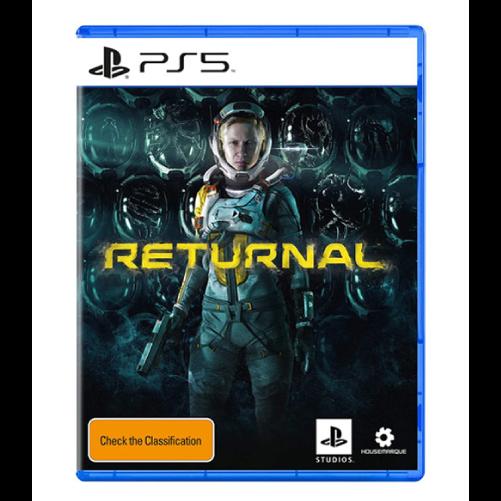 بازی Returnal انحصاری برای PS5