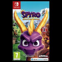 بازی Spyro Reignited Trilogy برای Nintendo Switch