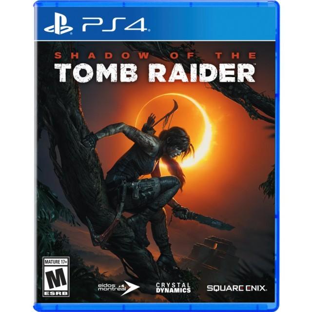 بازی Shadow Of Tomb Raider برای PS4