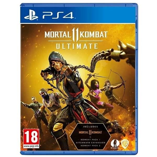 بازی Mortal Kombat 11 نسخه Ultimate برای ps4