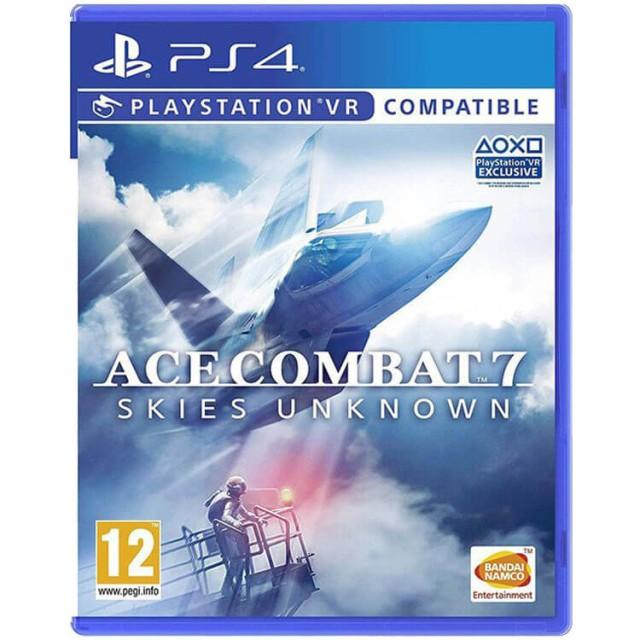 بازی Ace Combat 7: Skies Unknown برای PS4