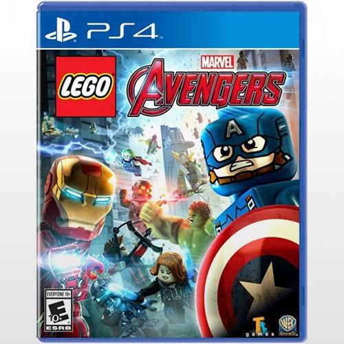 بازی Lego Marvel Avengers برای PS4