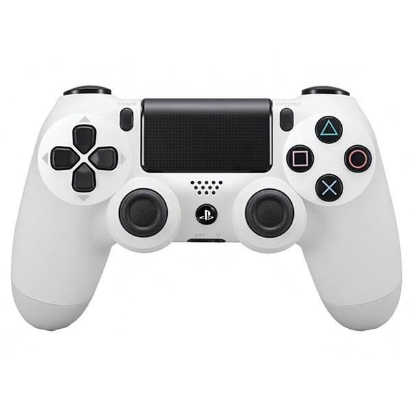 دسته بازی سونی DualShock 4 رنگ سفید