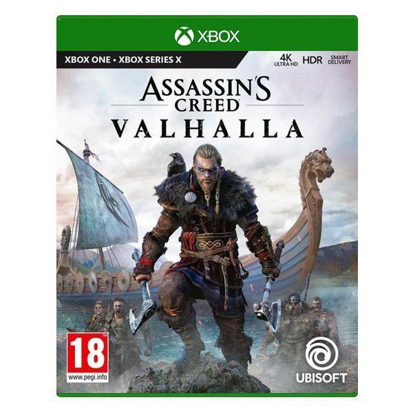 بازی Assassin's Creed Valhalla برای ایکس باکس