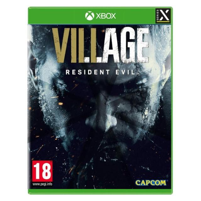 بازی Resident Evil Village برای ایکس باکس