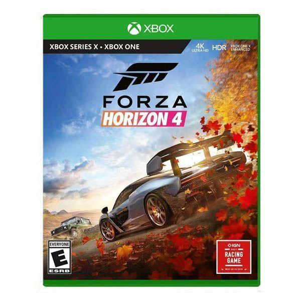 بازی Forza Horizon 4 برای ایکس باکس