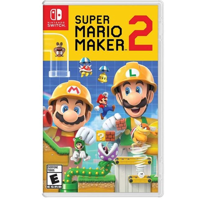 بازی Super Mario Maker 2 برای Nintendo Switch
