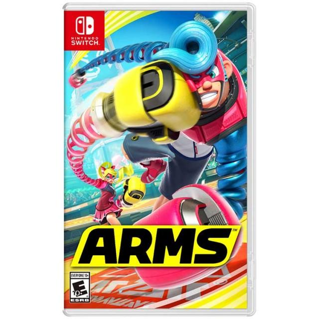 بازی ARMS برای Nintendo Switch
