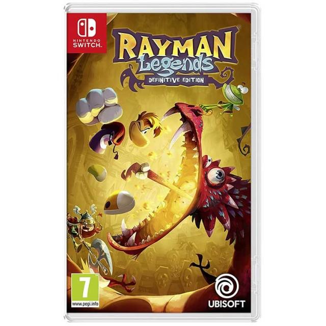 بازی Rayman Legends Definitive Edition برای Nintendo Switch