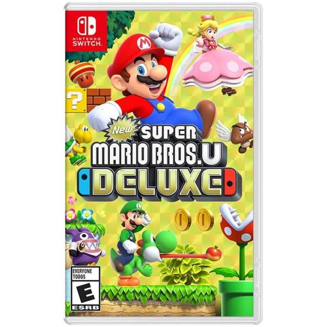 بازی New Super Mario Bros. U Deluxe برای Nintendo Switch