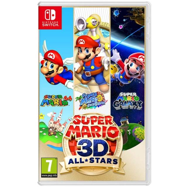 بازی Super Mario 3D All-Stars برای Nintendo Switch