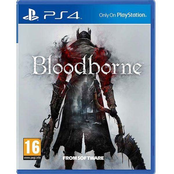 بازی Bloodborne برای PS4
