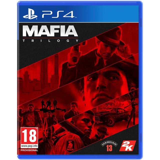 بازی Mafia Trilogy برای PS4