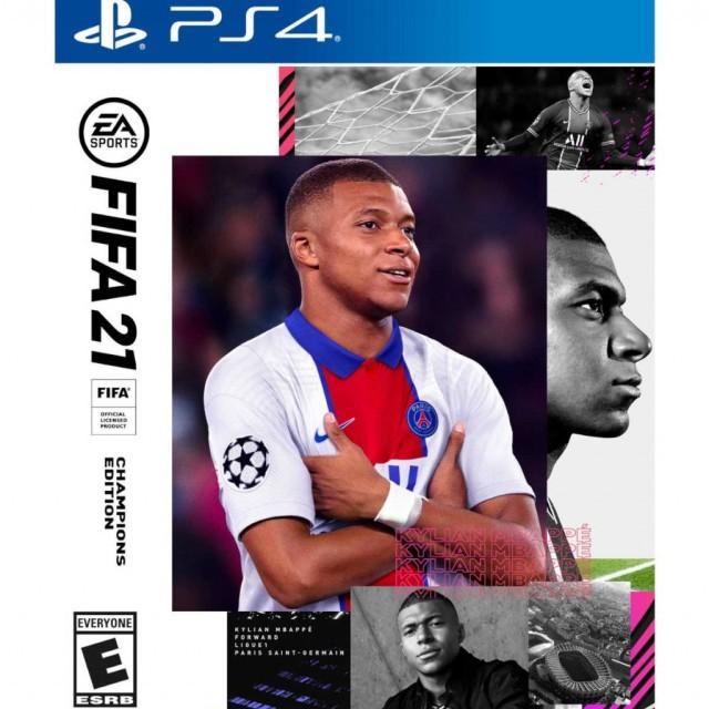 بازی FIFA 21 برای PS4