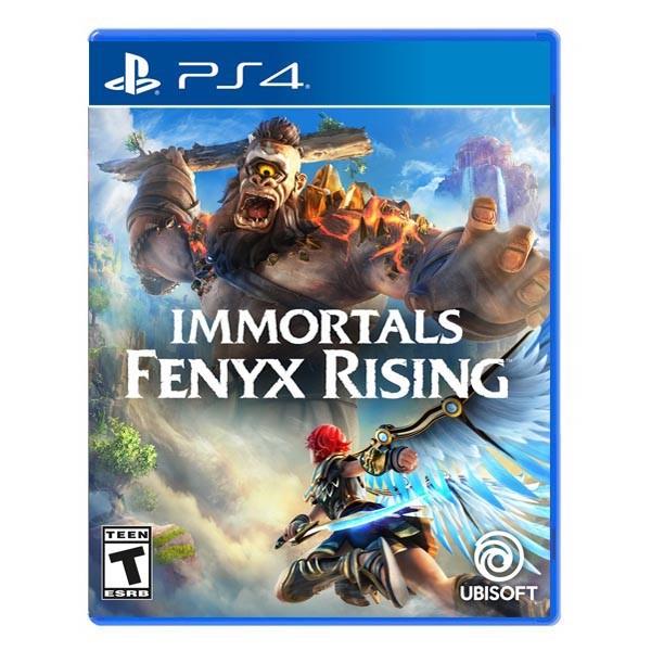بازی Immortals : Fenyx Rising برای PS4