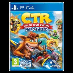 بازی Crash Team Racing Nitro-Fueled برای PS4