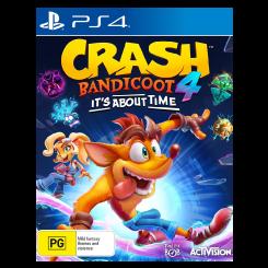 بازی Crash Bandicoot 4: It's About Time برای PS4