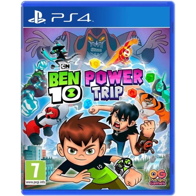 بازی Ben 10 Power Trip برای PS4