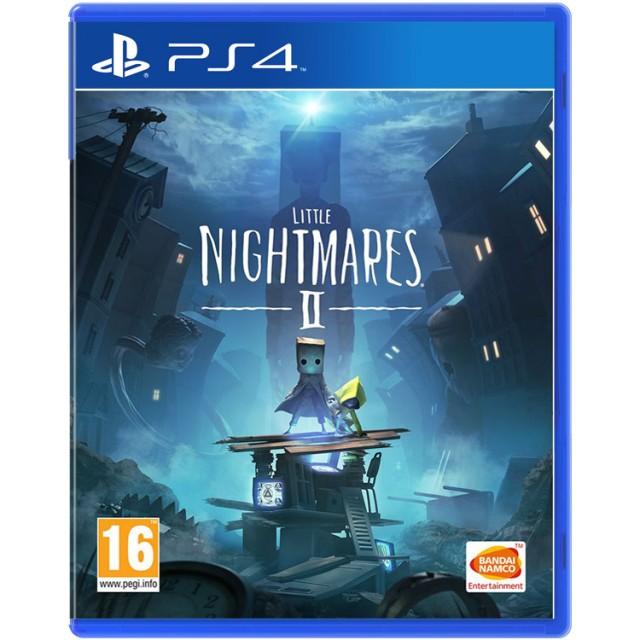 بازی Little Nightmares II برای ps4