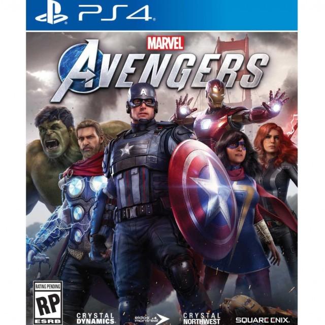 بازی Marvel's Avengers برای  PS4