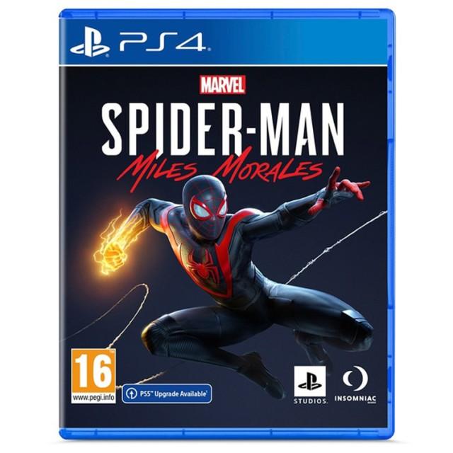 بازی Marvel's Spider Man: Miles Morales برای PS4
