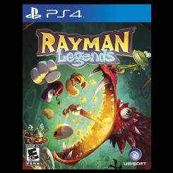 بازی Rayman Legends برای  PS4