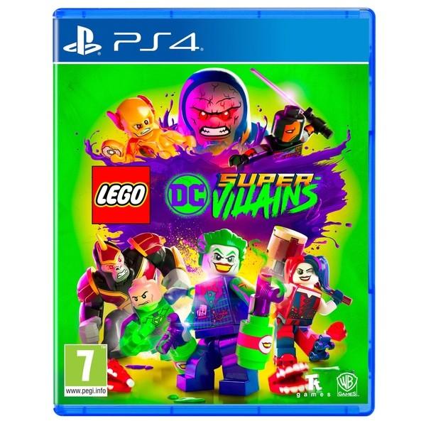 بازی LEGO DC Super-Villains برای ps4