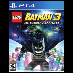 بازی Lego Batman 3 : Beyond Gotham برای ps4