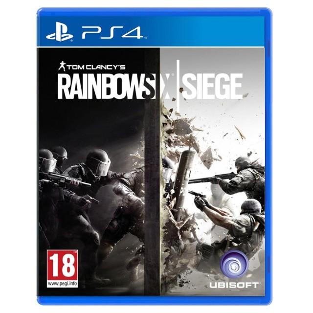 بازی Rainbow Six Siege برای PS4