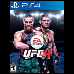 بازی EA SPORTS UFC 4 برای  ps4