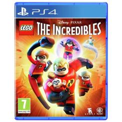 بازی LEGO The Incredibles برای PS4