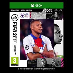 بازی FIFA 21 برای ایکس باکس ( نسخه Champions9 )