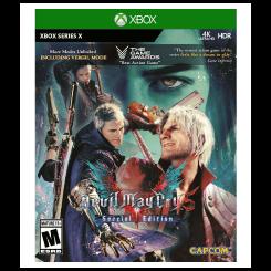 بازی Devil May Cry 5 Special Edition برای Xbox Series X