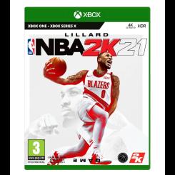 بازی NBA 2K21 برای ایکس باکس