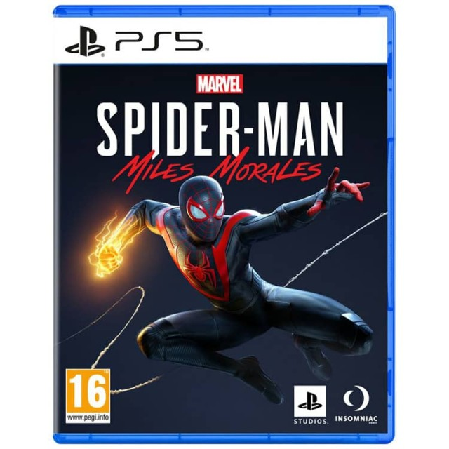 بازی Spider Man: Miles Morales  برای PS5