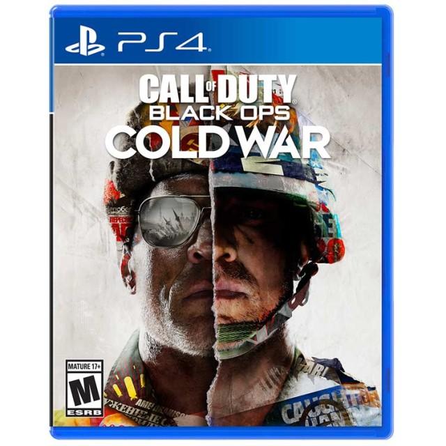 بازی Call of Duty: Black Ops Cold War برای PS4