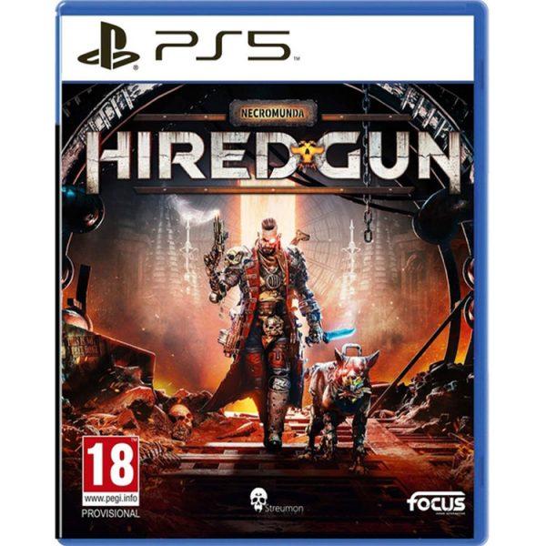 بازی necromunda : hired gun برای ps5