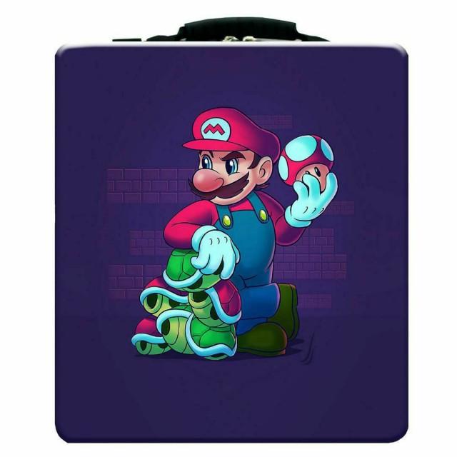 کیف حمل کنسول ps4 طرح Mario