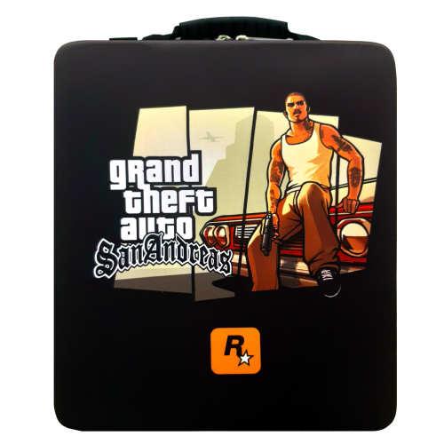 کیف حمل کنسول ps4 طرح GTA san andreas