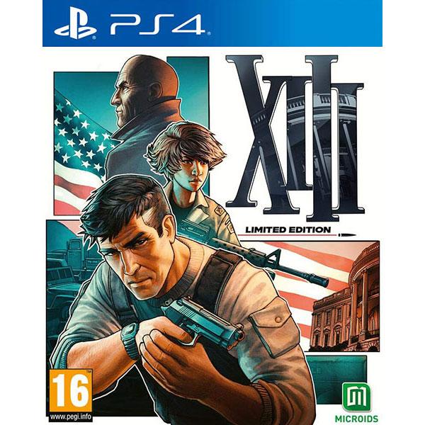 بازی XIII limited edition برای PS4