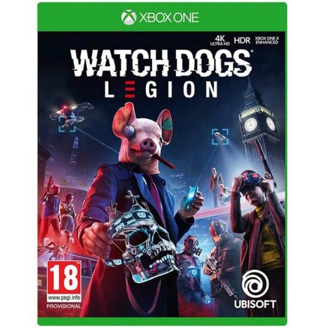 بازی Watch Dogs Legion برای ایکس باکس وان