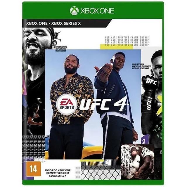 بازی UFC 4 برای Xbox One