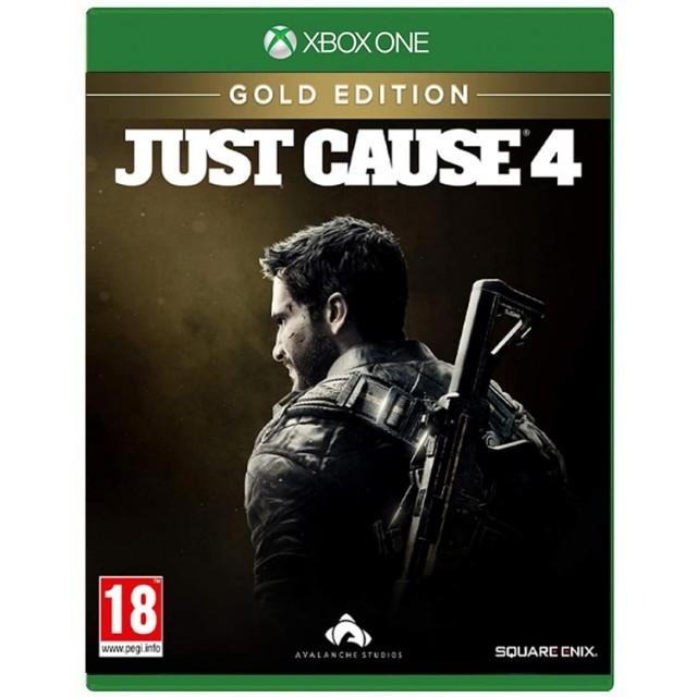 بازی Just Cause 4 نسخه Gold Edition برای ایکس باکس وان