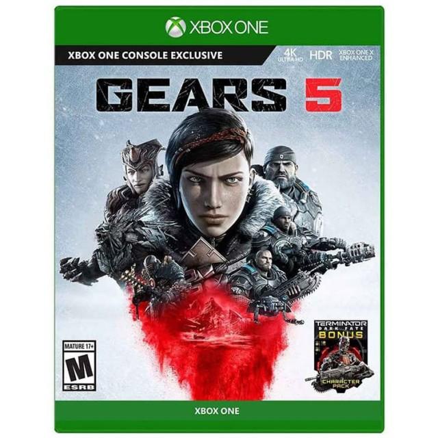 بازی Gears 5 برای ایکس باکس وان